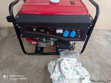Tecili teze generator satilir . Qiymeti satiwda 650 - 700 azn