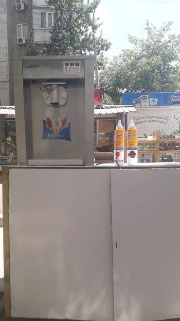 Продаю фризер (аппарат мороженое) мощный шустрый выдаёт без остановки