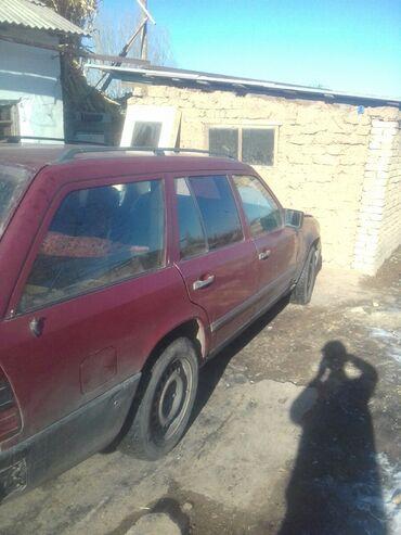 задние фары мерседес w210 в Кыргызстан: Mercedes-Benz W124 2.3 л. 1991 | 185000 км
