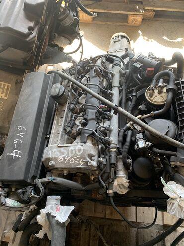 Ehtiyat hissələri və aksesuarlar - Azərbaycan: Motor OM646 2.2CDI Mercedes Benz muherrik 2.2cdi OM646, Almaniyadan