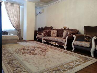 авангард стиль цены на квартиры in Кыргызстан | ПРОДАЖА КВАРТИР: Элитка, 3 комнаты, 100 кв. м Видеонаблюдение, Лифт, С мебелью