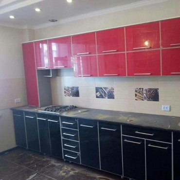 спецификация кухонной мебели в Кыргызстан: Мебел на зказ любой сложности кухний спалный и других заказ