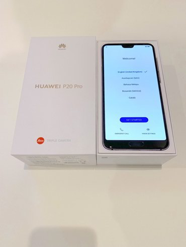 Brand New Huawei P20 pro 256GB σε Athens