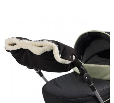 Муфта (варежки) для рук на коляску