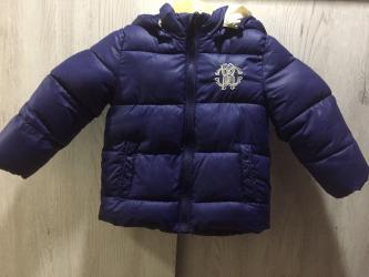 зимние развлечения в Азербайджан: Brend,R.COVALLI'' зимняя теплая дутая куртка размер от 6 месяцев до
