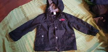 Decija jakna - Pozarevac: Decija jakna,2u1,jakna i suskavac,za uzrast 5-6 god
