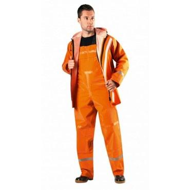 Костюм влагозащитный Fisherman's WPL (куртка и полукомбинезон) 1. Удоб