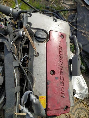 запчасти на мерседес w202 в Кыргызстан: Мерседес двигатель 111 компрессор