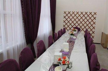 банкеты, корпоративы, семейные праздники. жибек жолу 563а / турусбеков в Бишкек