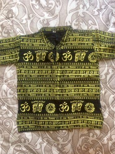 бодики с коротким рукавом в Кыргызстан: Рубашка с коротким рукавом. Размер 1,5-3 года. Привезли из Индии в