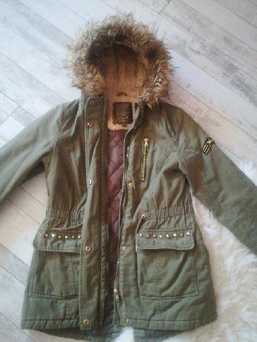 Dečije jakne i kaputi | Sabac: Odlicna jakna C&A 158cm.11-13 god. Kao nova. Kupljena u C&A