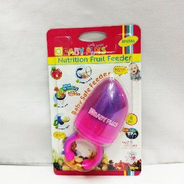 Малышовый нимблер для приучения ребенка к фруктам