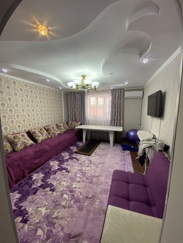 уй сатам в Кыргызстан: Продам Дом 100 кв. м, 4 комнаты