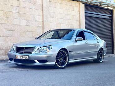 кто продает авто в рассрочку бишкек в Кыргызстан: Mercedes-Benz SL-Class AMG 5.5 л. 2003 | 220000 км