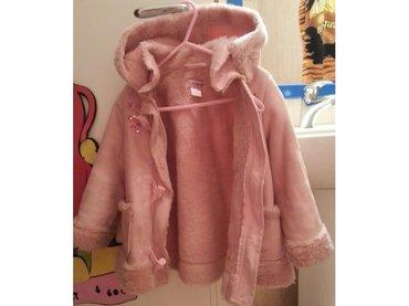 Bundu roze boje - Srbija: Waikiki bundica kaput za devojcice roza boje. Za oko 2 god. Topla