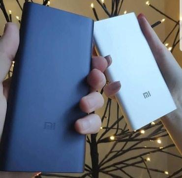 Bakı şəhərində Xiaomi 10000 mah 2 portlu orjinal powerbank zemanetli