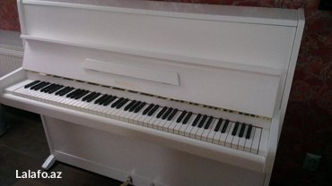 Pianolar - brend piano markalarından müxtelif modellerde pianolar в Баку