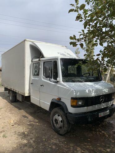 гигант 814 бишкек in Кыргызстан   ГРУЗОВИКИ: Мерседес Гигант 711