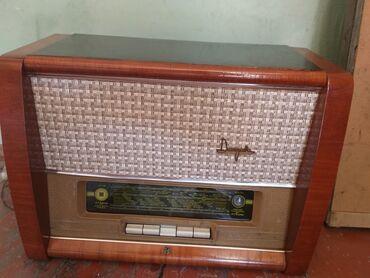 Əntiq əşyalar - Azərbaycan: Radio ideal veziyetde ishlekdi