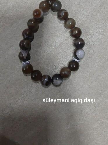 qebir dasi - Azərbaycan: Süleymani əqiq daşı