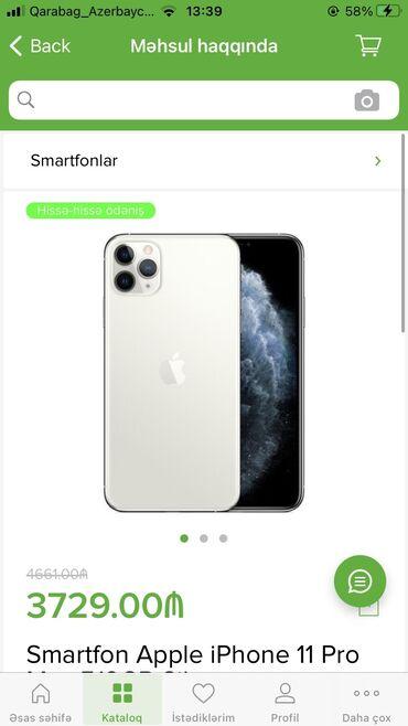 Yeni IPhone 11 Pro 512 GB Ağ