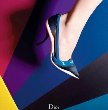 Туфли Christian Dior оригинал размер 36 cruise collection