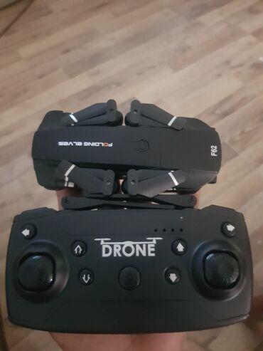 Na prodaju dron kupljen sinu par puta koristen nije ulupan,baterija