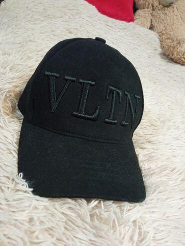 Кепка Оригинал Valentino Производство: Италия Новая Цвет: черный