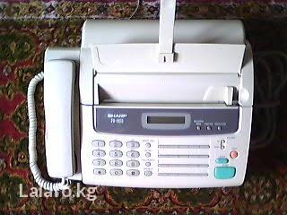 Телефон-факс sharp в Бишкек