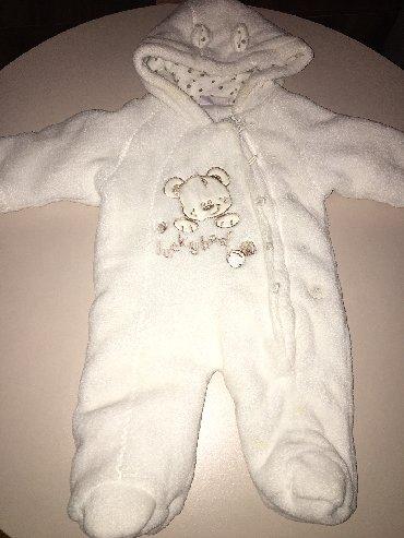 весенние комбинезоны для новорожденных в Азербайджан: Теплый комбинезон размер 68