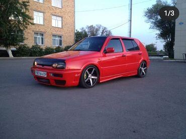 Транспорт - Теплоключенка: Volkswagen Golf 1.8 л. 1999