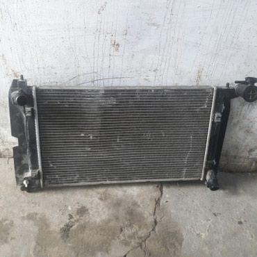 Продаю радиатор охлаждения на тойоту короллу версо 2005 года в Бишкек