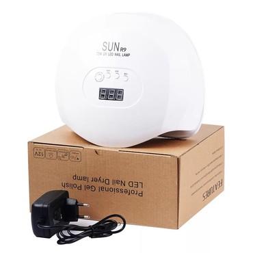 Ostalo | Zubin Potok: Profesionalna uv led lampa za nokte SUN R9 110WSusi sve vrste gelove i