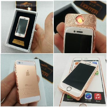 21 azn iphone alisqan + qab + usb