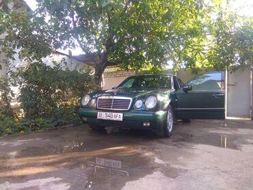 Кулиева жалап кыздар - Кыргызстан: Mercedes-Benz E 280 2.8 л. 1996 | 250080 км