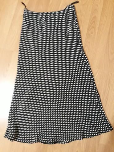 Viskozna suknja,postavljena - Smederevo