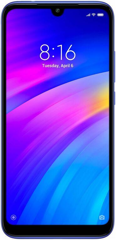 Электроника - Селекционное: Xiaomi Redmi 7   Черный   Отпечаток пальца, Две SIM карты, Face ID