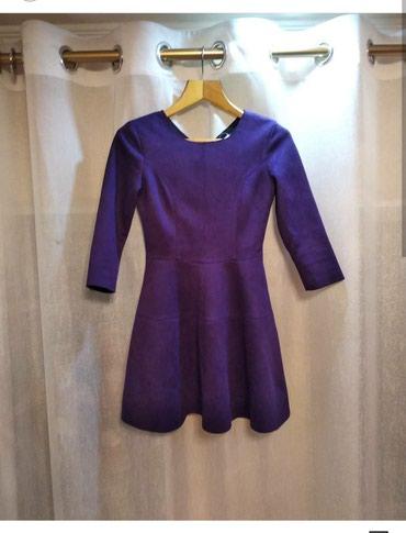 Платье короткое. 42 размер. Ткань спандекс в Бишкек