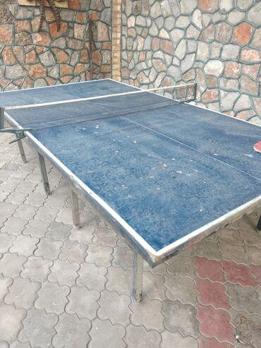 Другое для спорта и отдыха - Кыргызстан: Продается настольный теннис