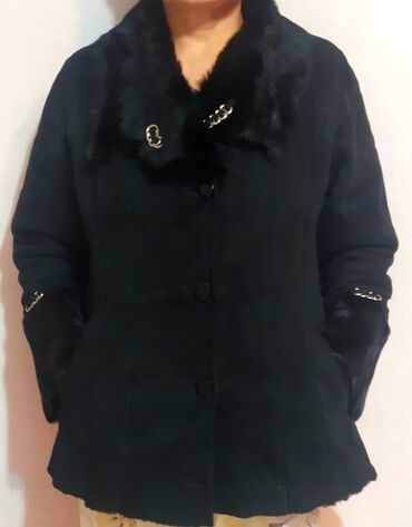 часы juicy couture в Кыргызстан: Продается норковая дубленка, темно-синего цвета, итальянской марки EXT