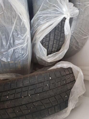 225 70 17 летние шины в Кыргызстан: Продаю шины 225/65R17.Состояние отличное. Стояли на RAV4.Высота