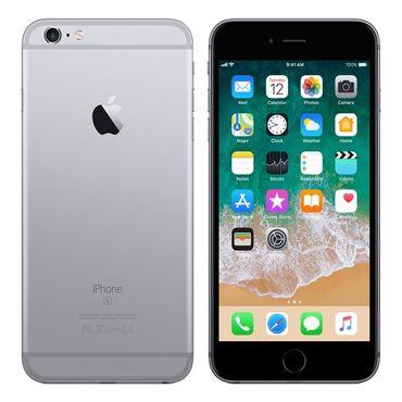 iphone 7 купить бу в Кыргызстан: Б/У iPhone 6s 32 ГБ Серый (Space Gray)