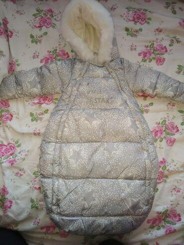 Dečija odeća i obuća - Veliko Gradiste: Skafander za bebe Primark + poklon dva bodica marke H&M vel 56