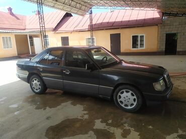Mercedes-Benz W124 2.6 л. 1992