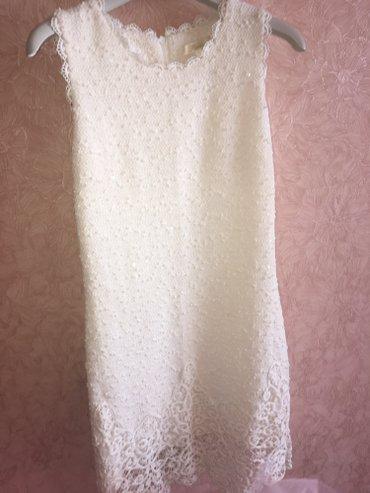 Очень красивое,нежное платье в Бишкек