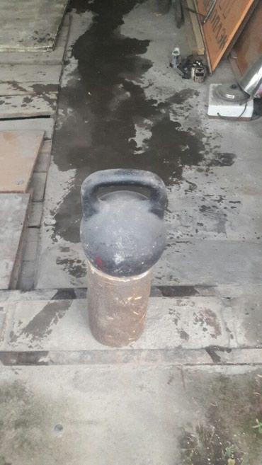 Продаю гири СССР 32 кг в Токмак