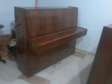 Gəncə şəhərində Gəncədə Belarus Piano Satilir Catdirilma və kökləmə qiymətə daxildir