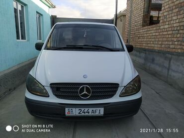 Mercedes-Benz Viano 2.2 л. 2009