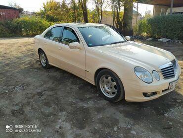 mercedes benz в Кыргызстан: Mercedes-Benz E 220 2.2 л. 2008