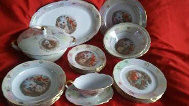 """индюки биг 6 цена в Кыргызстан: Продаётся посуда!!!   Продаётся кофейный сервис """"мадонна""""фирменный, п"""